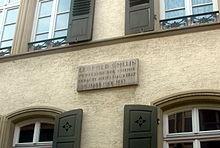 Heidelberg - Plöck 54.JPG