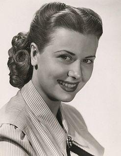 Helen Westcott American actress