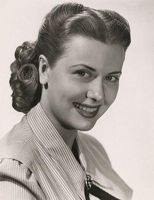 Helen Westcott - Helen Westcott in 1950