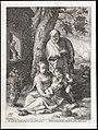 Hendrik Goltzius - Life of the Virgin 6 of 6 - Holy family and Saint John Baptist.jpg