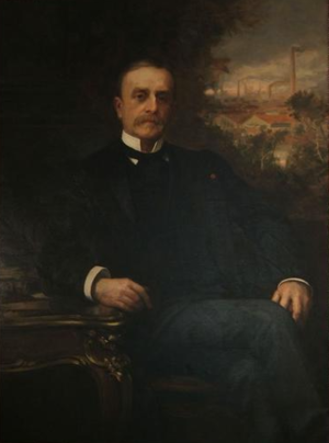 Henri Schneider - Image: Henri Schneider (1840 1898)