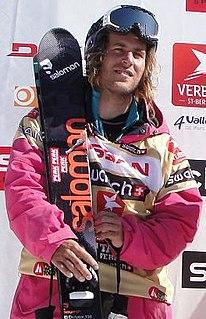 Henrik Windstedt Swedish alpine skier