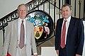 Henry Bellingham with Governor Gordon Wetherell (5011436688).jpg