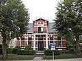 Herenhuis in eclectische bouwtrant met hek in Winschoten uit 1898 - 1.jpg