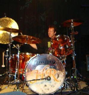 Herman Rarebell German heavy metal drummer