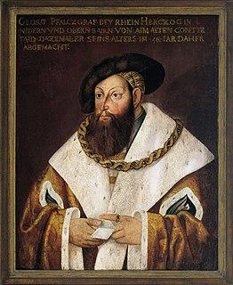 George, Duke of Bavaria Duke of Bavaria