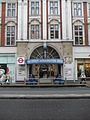High Street Kensington stn entrance proper.JPG