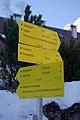 Hiking fingerpost, Baumschlagerreith.jpg