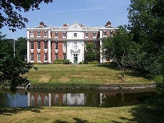 Hilton Hall Grade I listed building in South Staffordshire, United Kingdom