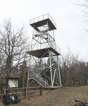Kalenica - Observation tower