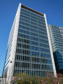 Hitachi Systems HQ.JPG