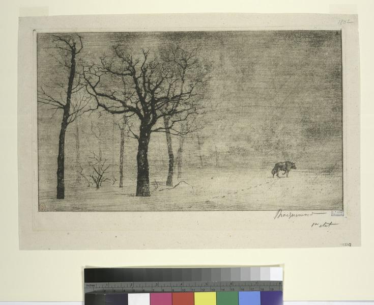 File:Hiver (ou Le loup dans la neige) (NYPL b14506647-1128821).tiff