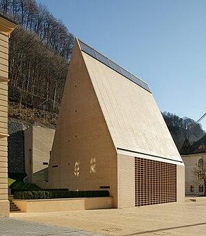 Hansjörg Göritz - Hohes Haus Liechtenstein 07