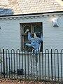 Holdenhurst, schoolhouse window-cleaner - geograph.org.uk - 885381.jpg