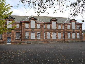 Andrew Balfour (architect) - Holmlea Primary School, Glasgow (now closed)