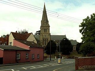 Holy Trinity Church, Halstead Church in Essex, England