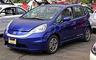 Honda Fit EV blue, Cars and Croissants.jpg