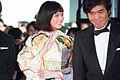 "Honda Tsubasa & Sato Koichi ""Terminal"" at Opening Ceremony of the 28th Tokyo International Film Festival (22467860211).jpg"