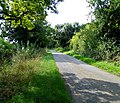 Honey Pot Lane westwards - geograph.org.uk - 934972.jpg