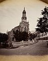 Hong Kong; the Union Chapel. Photograph. Wellcome V0037365.jpg