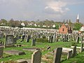 Hoop Lane Jewish Cemetery, Hoop Lane NW11 - geograph.org.uk - 1249579.jpg
