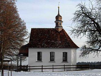 Horben Castle - Horben chapel
