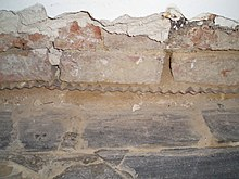 Removing Damp From Painted Plaster Using Moldex