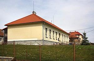 Horní Radslavice - Image: Horní Radslavice, municipal office