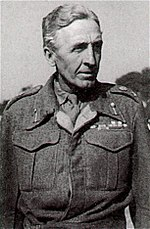 Lieutenant-General Horrocks, March 1945