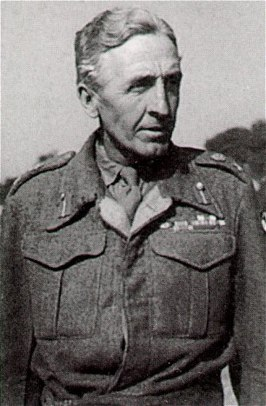 Brian Horrocks in 1945