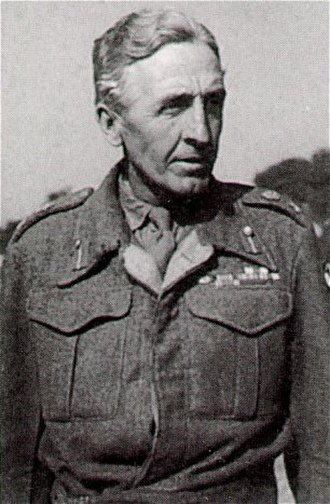 Second Battle of El Alamein order of battle - Lt.-Gen. Brian Horrocks
