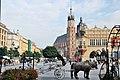 Horses Rynek Kraków - panoramio.jpg