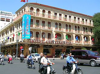 Hotel Continental, Saigon - Hotel Continental in Ho Chi Minh City.