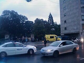 Hotel Jørgensen explosion