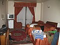 Hotel room in Quam Hotel on Kish (2151534863).jpg