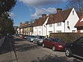 Houses in Mill Hill Village - geograph.org.uk - 132740.jpg