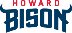 Howard Bison Wordmark 2015.png