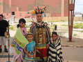 Hualapai family in traditional costume from Arizona.JPG