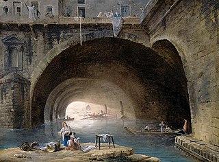 The Bièvre River