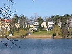 Mansions on Hundekehlsee