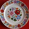 Hungarian floral designed plate.jpg