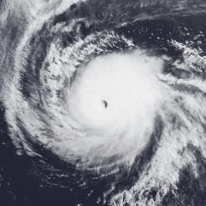 1973 Pacific hurricane season - Image: Hurricane Ava (1973)