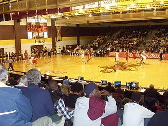 Hynes Athletic Center - Image: Hynes Athletic Center