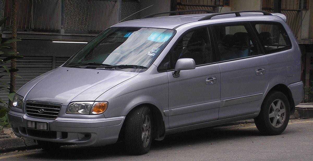 Hyundai Derniers Modèles >> Hyundai Trajet Wikipedia