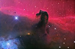IC 434 HorseHead Nebula from the Mount Lemmon SkyCenter Schulman Telescope courtesy Adam Block
