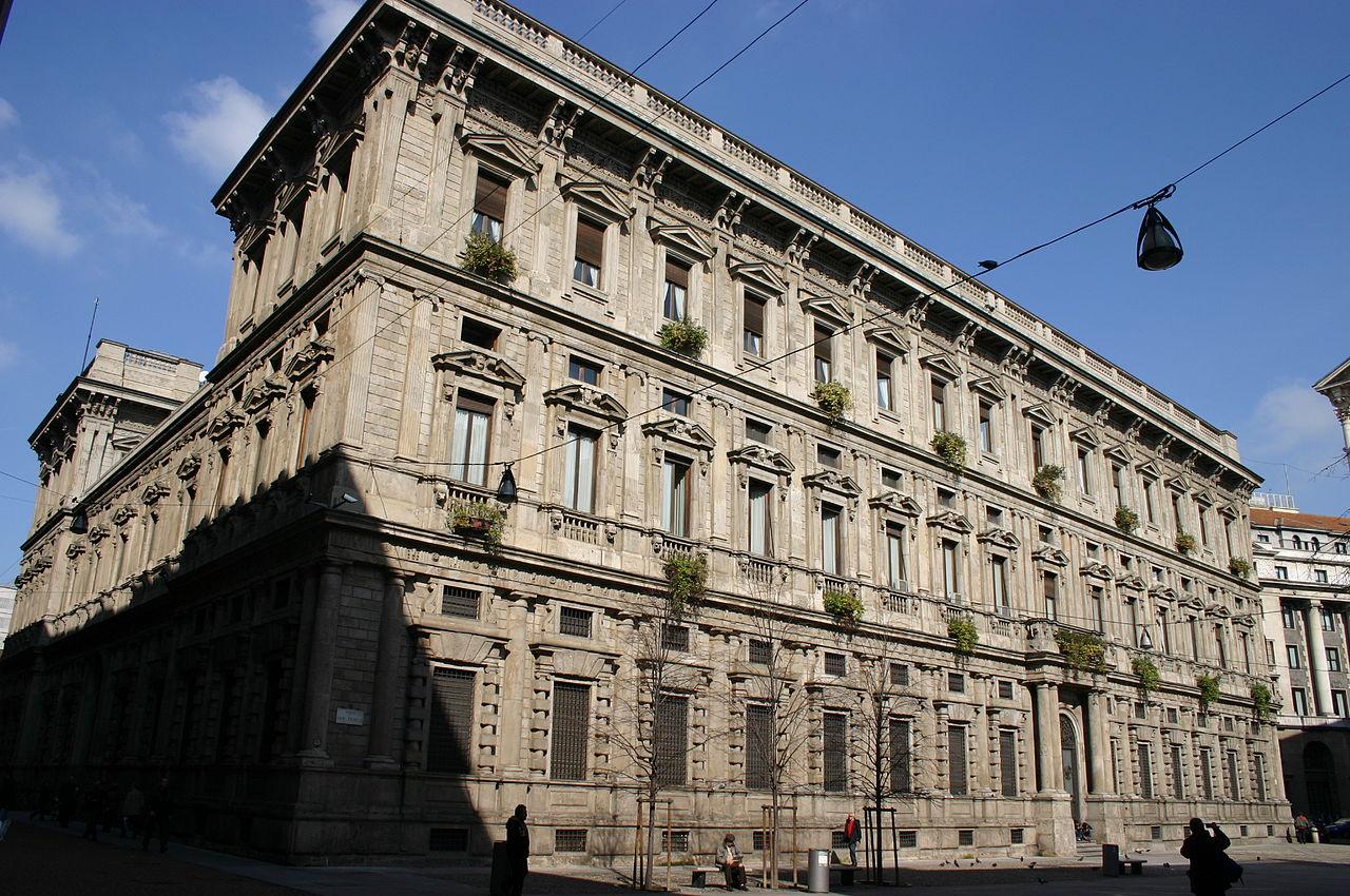 File Img 7010 Milano Pal Marino Facciata S