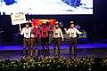 IPhO-2019 07-07 opening team Kyrgyzstan.jpg