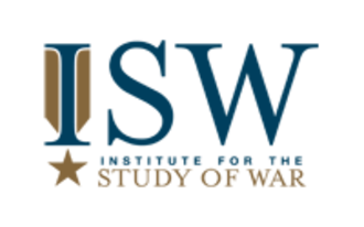 Institute for the Study of War - Image: ISW Web On Clear small