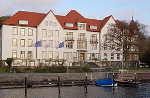 Kiel Institute for the World Economy - The Kiel Institute building