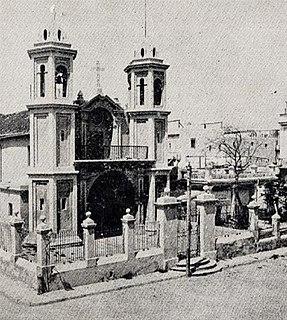 Iglesia Santo Cristo del Buen Viaje, Havana